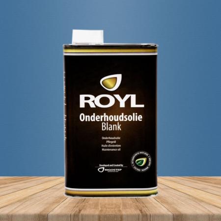 Rigostep Royl Onderhoudsolie Blank