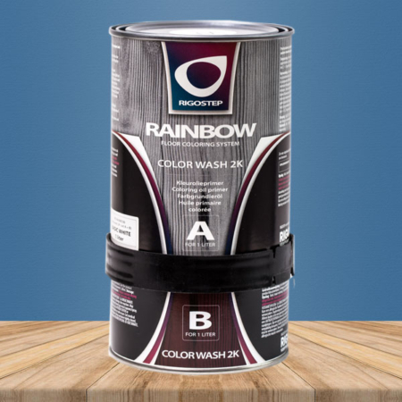 Rigostep Rainbow Colorwash 2K Basic White