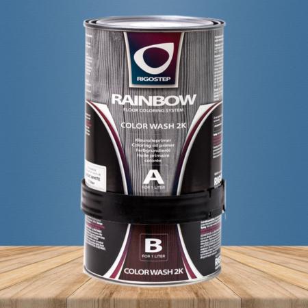 Rigostep Rainbow Colorwash 2K Basic White