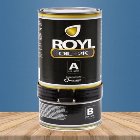 Rigostep Royl 2K Basic Black