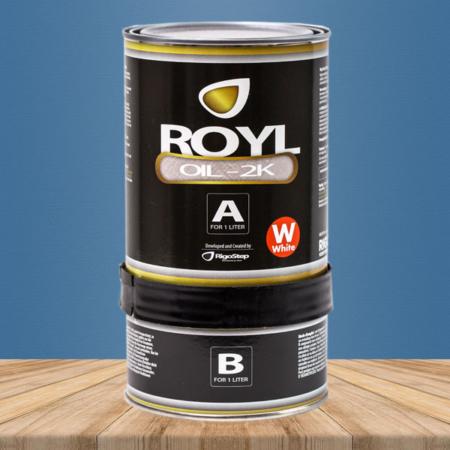 Rigostep Royl 2K Basic White