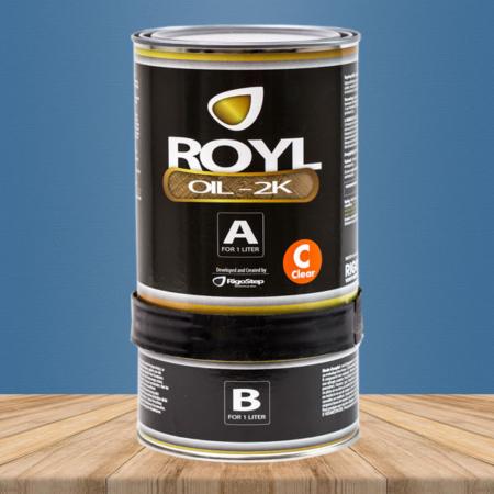 Rigostep Royl Oil 2K Blank