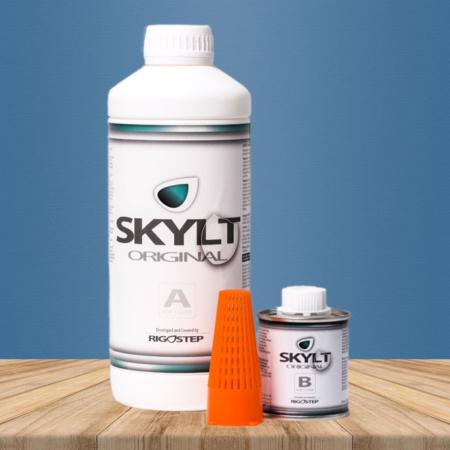 Rigostep Skylt Original Ultramatte PU lak 1 Liter